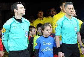 Karim Abed dirigera une rencontre du Stade Malherbe pour la sixième fois cette saison.