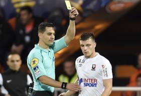 Le carton jaune reçu à Lorient, mardi soir, privera Frédéric Guilbert de la réception de Nice, dimanche 19 novembre.