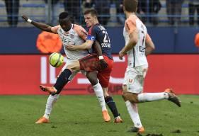 Contre Montpellier, Frédéric Guilbert a reçu un troisième carton jaune en moins de dix journées. Conséquence, le latéral droit du Stade Malherbe sera suspendu pour la réception du Téfécé.