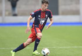 Contre Amiens, Hugo Vandermersch a permis aux U19 nationaux du Stade Malherbe de réaliser le break en première période.