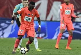 Ismaël Diomandé est suspendu pour le déplacement à Troyes puis pour la réception de Monaco.