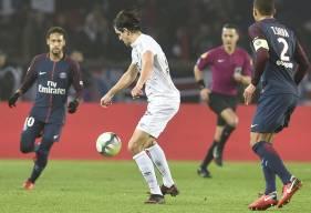 Face au PSG de Neymar et Thiago Silva, Ivan Santini a inscrit sur penalty son sixième but personnel cette saison. L'avant-centre a marqué la moitié des réalisations du Stade Malherbe en championnat.