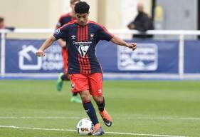 Contre Boulogne-sur-Mer, Jad Mouaddib a idéalement lancé son équipe en ouvrant le score au bout seulement de 3'.