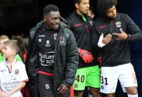 Profitant de la blessure de son coéquipier Pierre Lees-Melou, l'ex-Caennais Jean-Victor Makengo réintègre le groupe niçois.