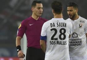 Karim Abed a déjà arbitré à trois reprises le Stade Malherbe (à Lille, Lorient et contre Bordeaux) pour autant de succès. Faut-il y voir un heureux présage ?