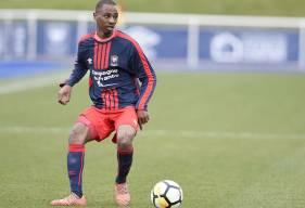 Avec Mouhamadou Dabo, Jordan Leborgne et Hervé Bazile, Jordan Nkololo fait partie des quatre joueurs professionnels qui renforceront la réserve du Stade Malherbe ce mardi après-midi face à Quevilly-Rouen.
