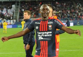 Le défenseur caennais, Adama Mbengue, participera à sa première coupe du Monde avec le Sénégal