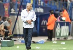 Malgré les forfaits d'Hervé Bazile et Vincent Bessat, Patrice Garande a renouvelé contre Metz son 4-4-2 en positionnant Christian Kouakou et Durel Avounou sur les ailes.