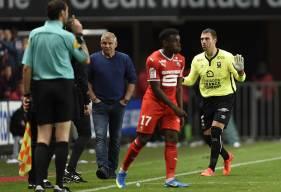 Vainqueurs à Rennes, Rémy Vercoutre, Patrice Garande et les Caennais - crédités de 15 points après huit journées - passeront la trêve internationale d'octobre dans le top 5 de la Ligue 1.