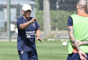 S'il n'officialisera son groupe de 18 joueurs que vendredi, Patrice Garande doit composer pour cette première journée sans Baïssama Sankoh (blessé) ni Damien Da Silva et Ismaël Diomandé (tous les deux suspendus).