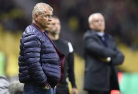 """Pour Patrice Garande, son équipe s'est arrêtée de jouer en seconde période. """"On a connu trop de déchet technique. Notre bloc était beaucoup trop bas""""."""