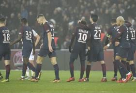 Avec 108 réalisations à son actif, jamais le PSG n'avait marqué autant de buts dans une saison de Ligue 1.