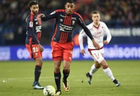 Déjà auteur de trois buts, Ronny Rodelin a signé sa deuxième passe décisive cette saison contre Bordeaux.