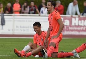 Ivan Santini et Stef Peeters - les deux anciens pensionnaires du championnat belge - seront associés en première période contre Lorient.