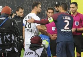 La confrontation entre le Stade Malherbe de Damien Da Silva et le PSG de Thiago Silva sera retransmise en intégralité sur beIN Sports 2. Coup d'envoi à 21 heures.