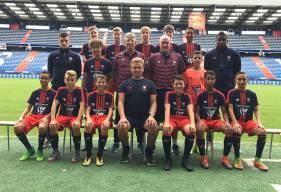 Les U13 d'Olivier Joba renoueront avec le championnat avec la 5e journée du Challenge U14 et la réception de Lisieux.