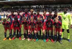 Champions régionaux, les U15 de Jean-François Péron visent désormais le doublé avec la Coupe de Normandie. En demi-finale, les jeunes Caennais se déplaceront au Havre mercredi 6 juin.