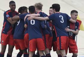 Au Mondial de Montaigu durant le week-end pascal, les U17 disputeront ce mercredi après-midi leur 8e de finale de la Coupe de Normandie sur le terrain de Eu.