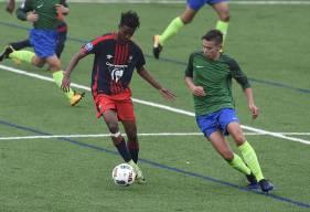 Premier succès de l'année 2018 pour les jeunes pousses de Matthieu Ballon qui confortent leur quatrième place au classement.