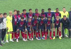 Les U19 du Stade Malherbe Caen ont disputé leur dernier match de la saison à domicile samedi face au Paris FC
