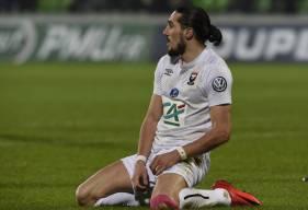 Enzo Crivelli et le Stade Malherbe tenteront de battre le Red Star pour accéder aux 16èmes de finale de la Coupe de France