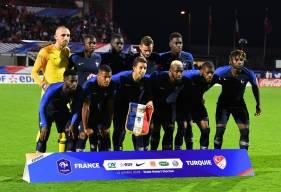 L'équipe de France espoirs s'est qualifiée assez facilement pour l'Euro 2019 en terminant à la première place de la poule devant la Slovénie de Jan Repas