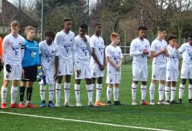 Les U16 du Stade Malherbe ont récupéré la place de leader devant le HAC après la victoire face à la MOS hier après-midi