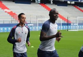Saïf Khaoui et Adama Mbengue font bien partie des 18 joueurs sélectionnés par Fabien Mercadal pour affronter l'Olympique Lyonnais