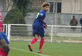 Alexis Beka Beka est un habitué de la sélection nationale U18 cette saison et s'apprête à disputer le Tournoi de Porto