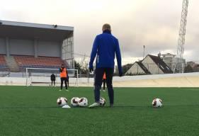 La formation théorique et pratique se déroule principalement au sein des installations du Stade Malherbe Caen