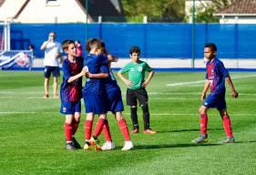 Les U11 du Stade Malherbe Caen seront à la Ris Cup ce week-end après le Tournoi Jean Pingeon le week-end dernier