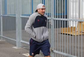 Forfait pour cette rencontre face à l'AS Saint-Etienne, Enzo Crivelli pourrait retrouver le groupe du Stade Malherbe dès mercredi face au Montpellier HSC