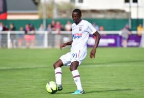 Tout comme Jan Repas, Mouhamadou Dabo fait son retour dans le groupe depuis la 7ème journée de Ligue 1 Conforama et la réception du Montpellier HSC