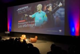 Mardi soir s'est déroulée la deuxième rencontre Malherbe avec un face à face entre Tony Chapron et Fabien Mercadal