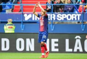 Fayçal Fajr a disputé le week-end dernier son 125ème match avec le Stade Malherbe Caen