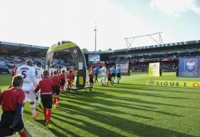 Les joueurs du Stade Malherbe Caen ont enchaîné un troisième match sans prendre de but avec ce match nul (0-0) sur la pelosue du Roudourou