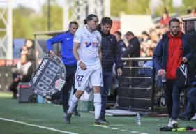 Sorti sur blessure le week-end dernier face à l'EA Guingamp, Enzo Crivelli est toujours incertain pour la réception du Stade de Reims