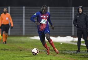 Adama Mbengue et le Stade Malherbe tenteront d'obtenir leur billet pour les 1/4 de la Coupe de France sur la pelouse de Furiani mardi soir