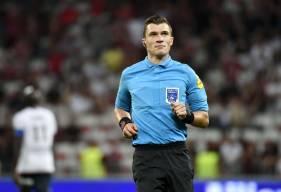 Willy Delajod dirigera une rencontre du Stade Malherbe Caen pour la première fois samedi soir sur la pelouse du Angers SCO