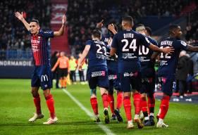 Le Stade Malherbe a inscrit 19 buts depuis le début de la saison, soit 7 de plus que la saison dernière à la même époque