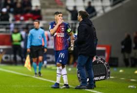 Fabien Mercadal et son capitaine Fayçal Fajr ont mis en avant un contenu encourageant pour la suite de la saison face au Stade de Reims