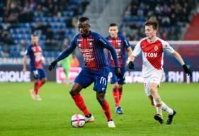 Averti samedi face à l'AS Monaco, Casimir Ninga a reçu un troisième avertissement en moins de 10 rencontres