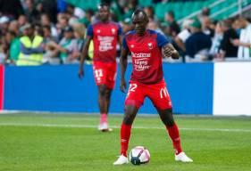 Adama Mbengue a disputé l'intégralité de la rencontre face au Bayeux FC avec l'équipe réserve le week-end dernier