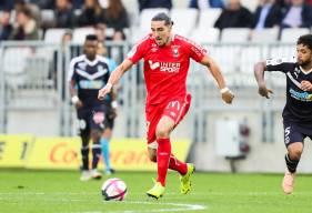 Enzo Crivelli a transformé 75% de ses tirs cadrés en championnat, plus que tout autre attaquant en Ligue 1 Conforama