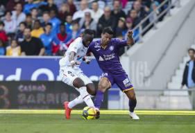 Après avoir reçu deux avertissements face au Toulouse FC dimanche après-midi, Ismaël Diomandé a été expulsé en fin de rencontre