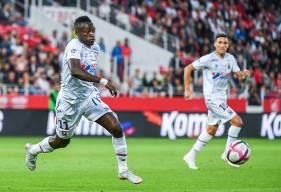 Face à l'AS Saint-Etienne, Casimir Ninga et Fayçal Fajr vont tenter d'enchaîner avec un cinquième match sans défaite