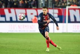 Suspendu le week-end dernier face à l'AS Monaco, Frédéric Guilbert pourrait retrouver son poste de latéral droit demain soir face à Angers