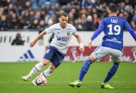 Accorcheurs au match aller (2-2), les caennais tenteront de résister aux attaques du RC Strasbourg cet après-midi à d'Ornano