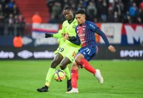 Très costaud au courant du mois de décembre, Yoël Armougom a connu quelques difficultés devant Nicolas Pépé vendredi