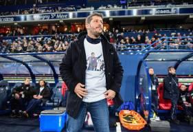 Fabien Mercadal très déçu de la prestation du Stade Malherbe Caen face au FC Nantes hier soir à d'Ornano